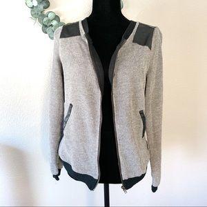 41 Hawthorn   Dorinda Sweater Jacket   M